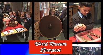Year 3 Trip to Liverpool World Museum